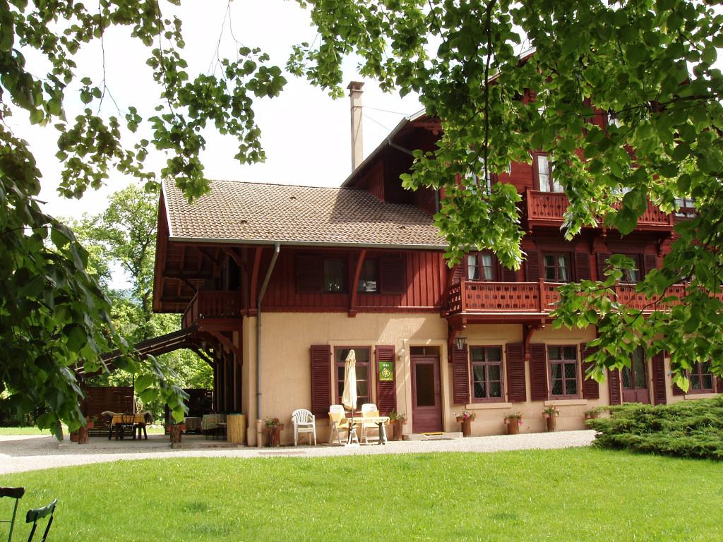 Gîte du Stoerenbourg