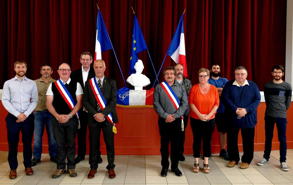 Conseil municipal 2020-2026